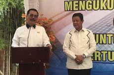 Gagal Berpasangan dengan Nurdin Basirun, Soerya Tetapkan Diri Berpasangan dengan Plt Gubernur Kepri