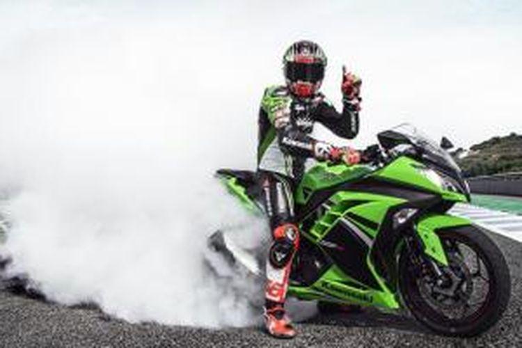 Kawasaki Ninja 300 Special Edition cuma ganti kosmetik, tak ada perubahan pada mesin.