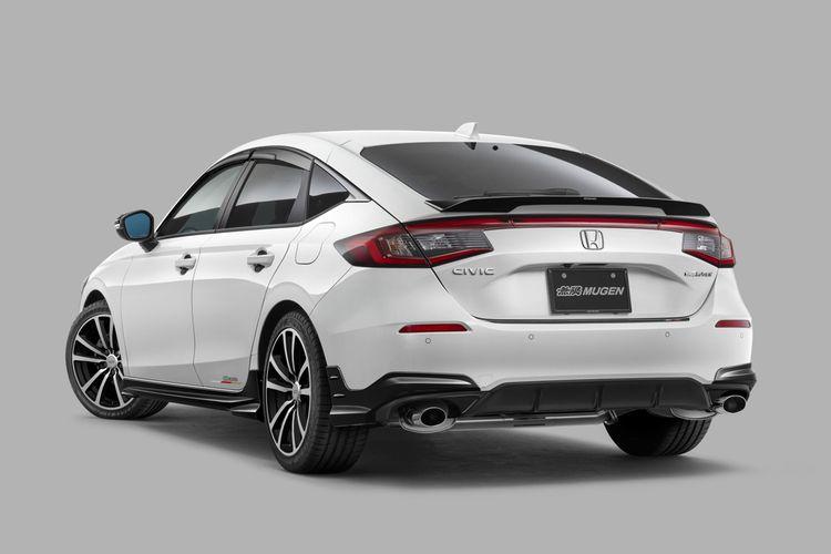 Honda Civic Hatchback Mugen
