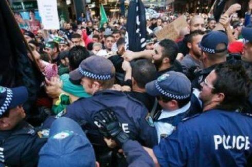 Pelaku Unjuk Rasa Film Anti–Islam di Sydney Dihukum 12 Bulan