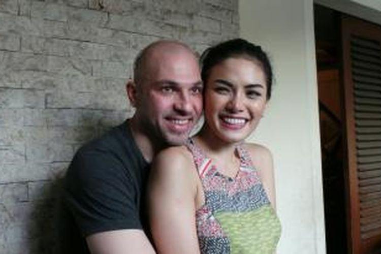 Nikita Mirzani dan Sajad Ukra