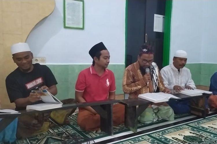 Napi Kelas II A Pamekasan berlomba menghafal Al Qur'an juz 30 selama Ramadhan untuk mendapatkan remisi.