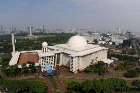 Masjid Istiqlal, Oase Syukur Kemerdekaan di Jantung Jakarta