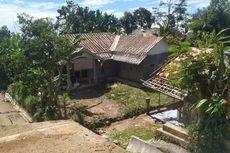 Warga Kesulitan Air Bersih akibat Tanah Bergerak di Kaki Gunung Beser Sukabumi