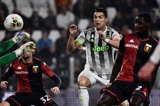Genoa Vs Juventus, Sarri Sebut Il Grifone Bukan Lawan Mudah