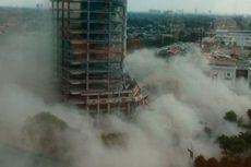 Gedung yang Roboh di Bintaro Sempat Dinyatakan Tak Lulus Uji Kelayakan