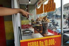 Selain Teror Molotov, Etalase Rumah Makan Padang di Sleman Juga Dirusak