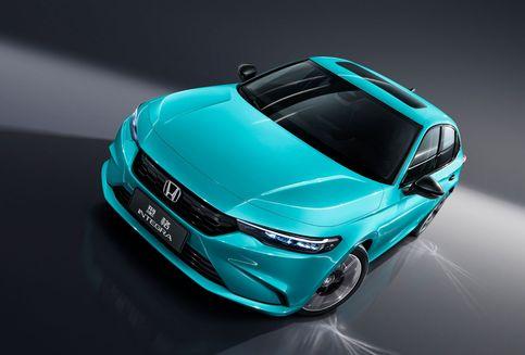 Honda Integra Berbasis Civic Model Terbaru Meluncur