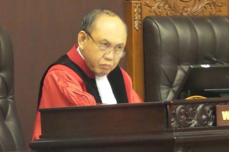 Hakim Mahkamah Konstitusi Wahiduddin Adams