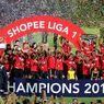 10 Hal Menarik soal Kompetisi Liga 1 2020