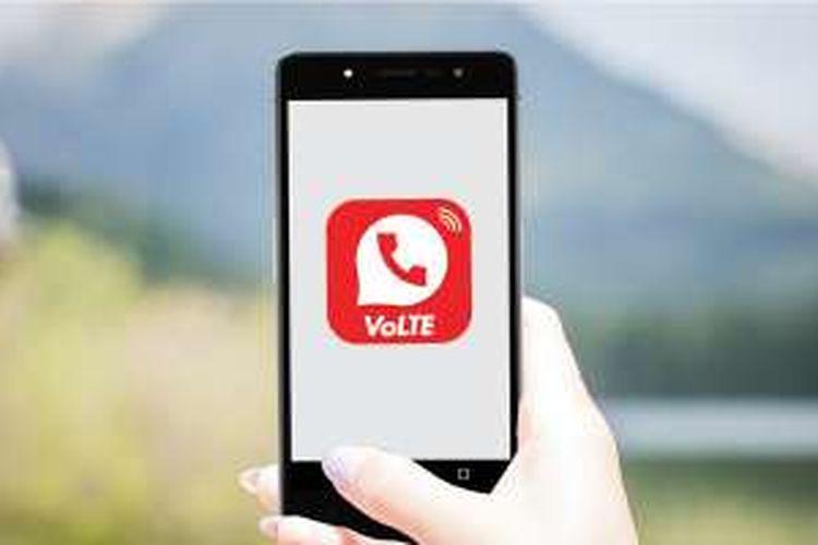 Teknologi voice over LTE (VoLTE) yang dimiliki di jaringan 4G LTE Smartfren.