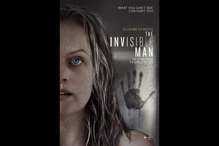 Sinopsis Film The Invisible Man, Teror Mencekam Sosok Tak ...