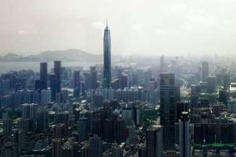 Ping An Financial Center
