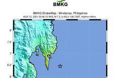 Sejarah Gempa Filipina di Zona Megathrust yang Guncangan hingga Indonesia