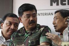 TNI Kerahkan Drone Pantau Karhutla di Riau