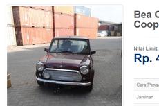 Bea Cukai Kembali Lelang Mobil Mini Cooper 40, Cek Jadwal dan Harganya