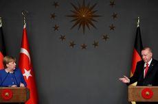 Jelang Pemilu Jerman, Turki Sangat Kehilangan Angela Merkel Sang Pelindung