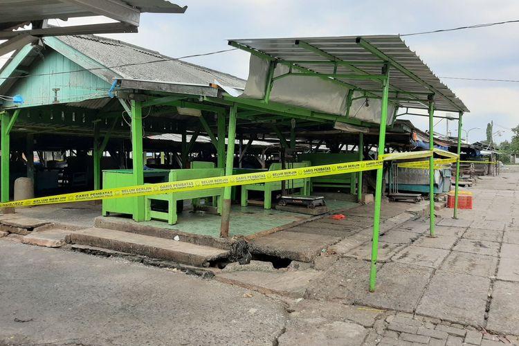 Pasar Kobong Semarang
