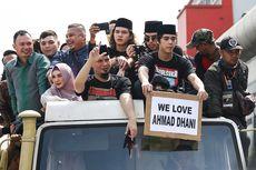 Momen Bebasnya Ahmad Dhani, Dijemput dengan Mobil Unimog hingga Janji Jaga Sikap