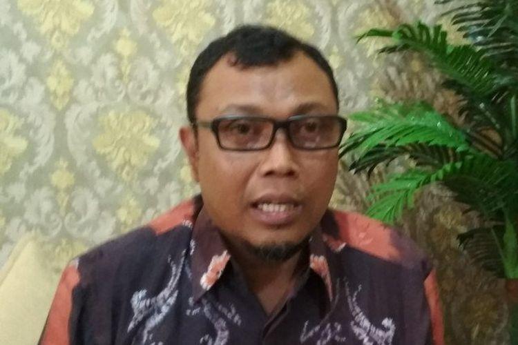Ketua Bawaslu Nusa Tenggara Barat (NTB) Muhammad Khuwailid.