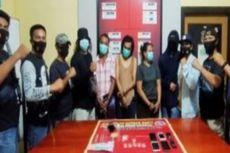 Asyik Pesta Sabu di Indekos, Oknum Polisi di Kota Bima Ditangkap