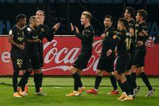 Klasemen Liga Spanyol - Barcelona Tembus Posisi Lima Besar