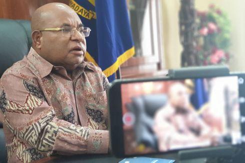 Gubernur Papua Minta Warga Wamena Tak Takut dan Kembali ke Rumah