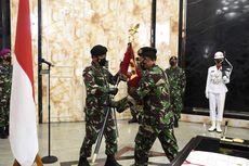 Panglima Terima Penyerahan Jabatan Danjen Akademi TNI