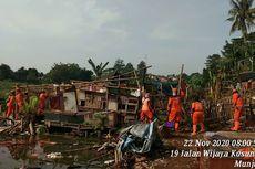 Cegah Banjir, Pemancingan Liar di Waduk Munjul Dibongkar