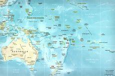 Daftar Negara di Australia dan Oseania serta Ibu Kotanya