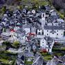 Menengok Corippo, Penampakan Desa Terkecil di Swiss