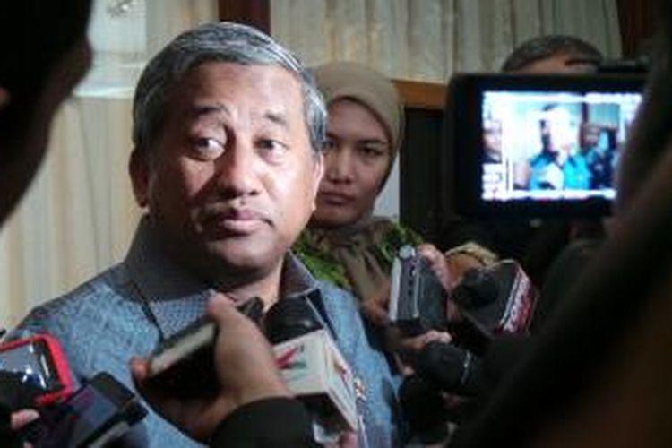 Menteri Pendidikan dan Kebudayaan Muhammad Nuh.