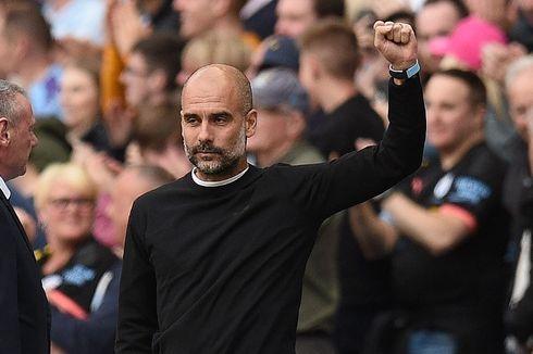Man City Vs Tottenham, Guardiola Merasa