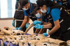 Otoritas Thailand Sita 422 Gading Gajah Senilai Rp 6,4 Miliar