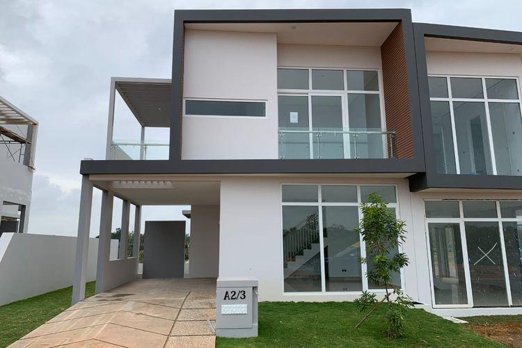 Selain serah terima unit rumah The Nove Residence Fase 1, Nuvasa Bay juga terus menyelesaikan pembangunan apartemen Tower Kaina.