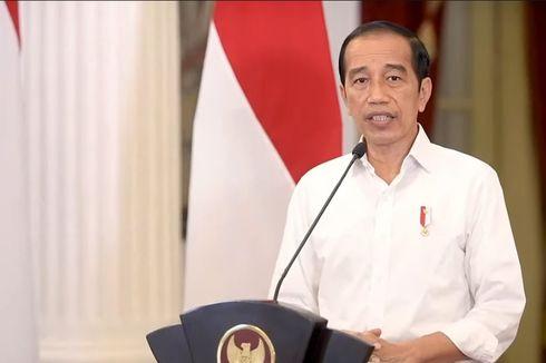 Jokowi: RI Baru Isi 3 Persen Pasar Ikan Dunia, Nilainya 162 Miliar Dollar AS
