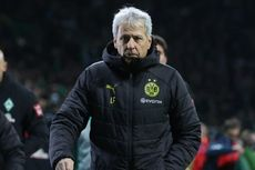 Dortmund Vs Bayern, Lucien Favre Nilai Timnya Pantas Dapat Seri