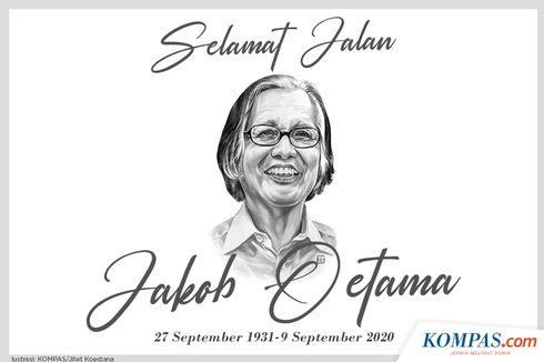Wali Kota Ambon: Jakob Oetama Mewarisi Nilai-nilai Nasionalisme yang Patut Dilestarikan