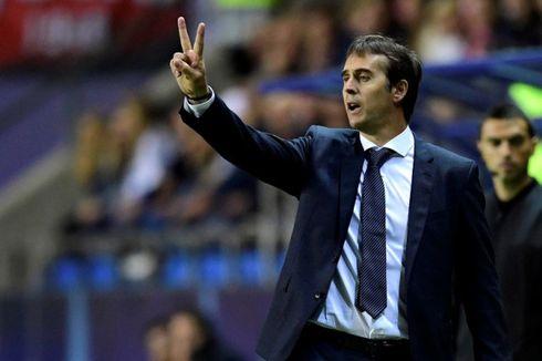Misi Gareth Bale dkk Selamatkan Julen Lopetegui di El Clasico