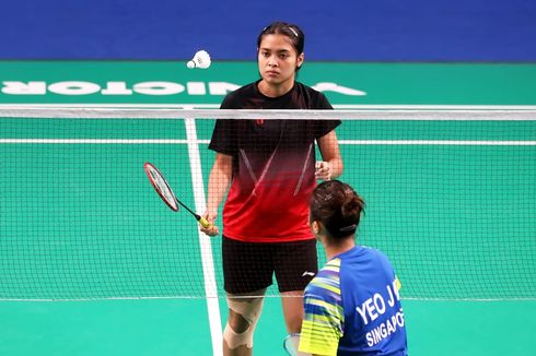 Badminton SEA Games 2019, Empat Wakil Indonesia ke Perempat Final
