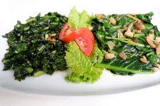 5 Jenis Sawi untuk Masakan dan Karakter Rasanya