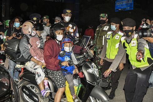 Risiko Bonceng Anak Kecil dengan Sepeda Motor Saat Perjalanan Jauh