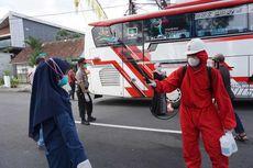 Bubarkan Hajatan, Polisi: Tamu dan Busnya Kami Semprot, Semua Barang Disemprot