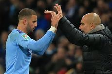 Man City Vs Man United, Strategi Guardiola Dikritik Eks Bek The Citizens