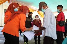 Kemensos Salurkan 95 Persen Bansos Tunai di DKI Jakarta