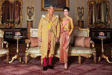 Pengawalnya Positif Covid-19, Raja Thailand Dilarikan ke Rumah Sakit