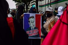 Anggota Ormas Borong Barang yang Disebut Produk Perancis di Minimarket, lalu Membakarnya