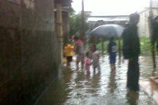 Tanggul Kali Cipinang Jebol, Rumah di Pinang Ranti Kerap Banjir