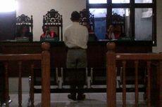 Rusak Kelenteng, Hengki Dihukum Tiga Bulan Penjara