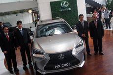 Lexus Indonesia Jual SUV Kompak Harga Terjangkau